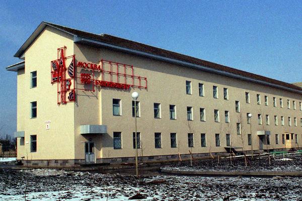 Вместо разрушенных во время теракта корпусов больницы выросли новые