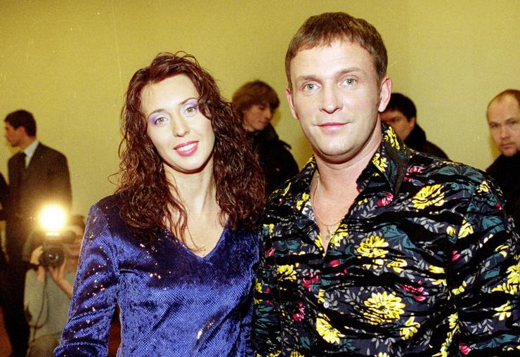 Наталья Сенчукова и Виктор Рыбин два года не могли открыто рассказать о чувствах знакомым