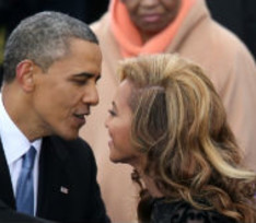 Барака Обаму обвинили в романе с Бейонсе