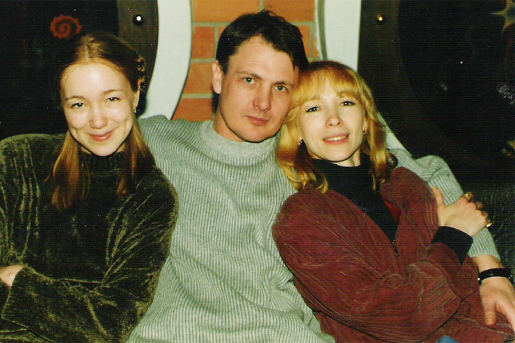 Марина Левтова обожала дочь и старалась баловать ее