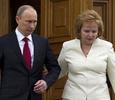 Владимир и Людмила Путины. Официальные совместные фото