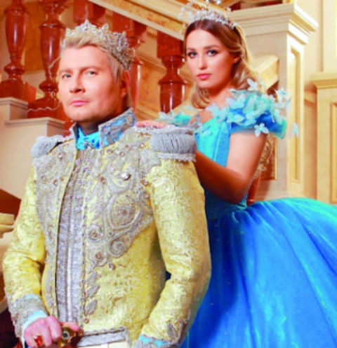 Николай Басков исполнил в мюзикле роль короля