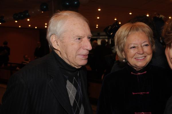 Колосов и Касаткина часто работали над фильмами вместе