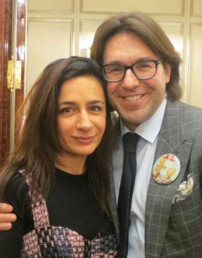 Андрей Малахов и Анна Меликян
