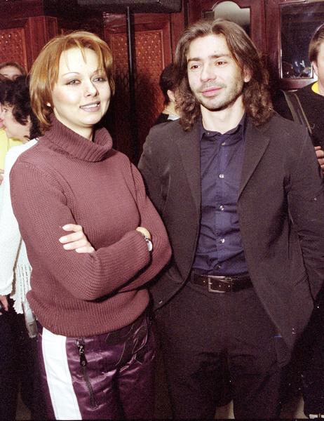 Дарья Повереннова и Валерий Николаев