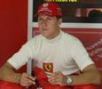Михаэль Шумахер стремительно теряет вес