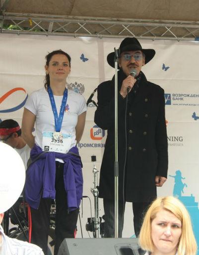 Елизавета Боярская и Михаил Боярский