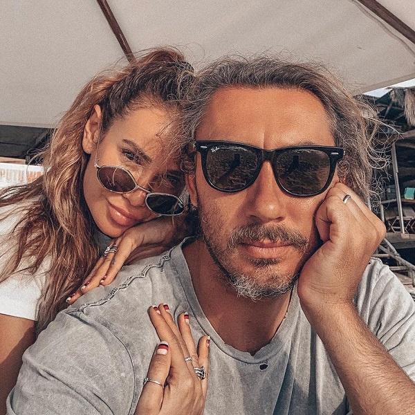 Айза и Дмитрий Анохин