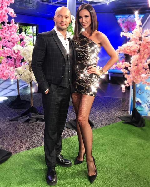 Андрей Черкасов и Ольга Бузова