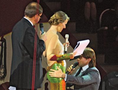 Почему я поцеловал в живот Ксению Собчак и чайный гриб с малиной