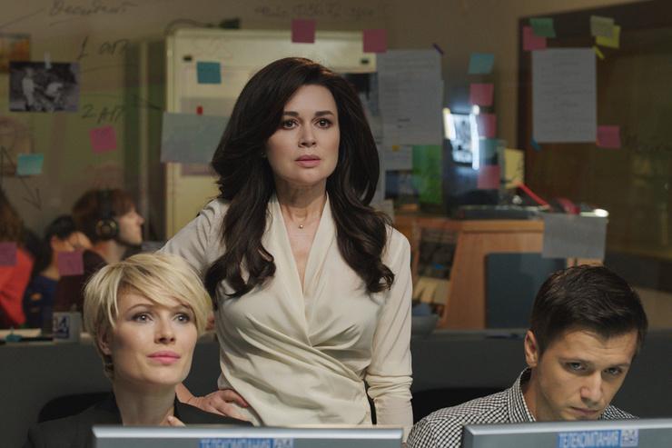 Анастасия Заворотнюк возвращается на экраны: все, что нужно знать о сериале «Каспий 24»