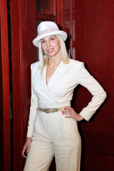 Алена Свиридова готова дать фору молодым