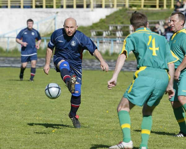 Сам Лужков всегда обожал спорт