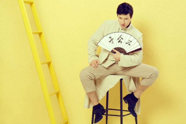 В честь Витаса в Китае назвали линию одежды