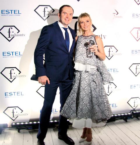 Сергей Жорин и Валерия