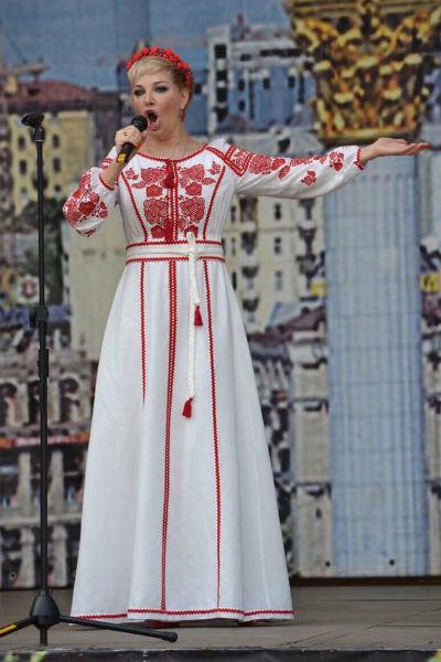 Мария почти год живет в Киеве