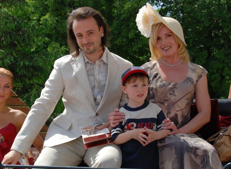 Илья и Ирина поженились в 1995 году