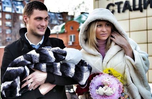 Элина Камирен и Александр Задойнов