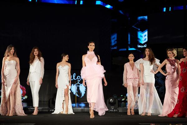 Инна Жиркова представила в ОАЭ коллекцию нарядов бренда MiloMilo