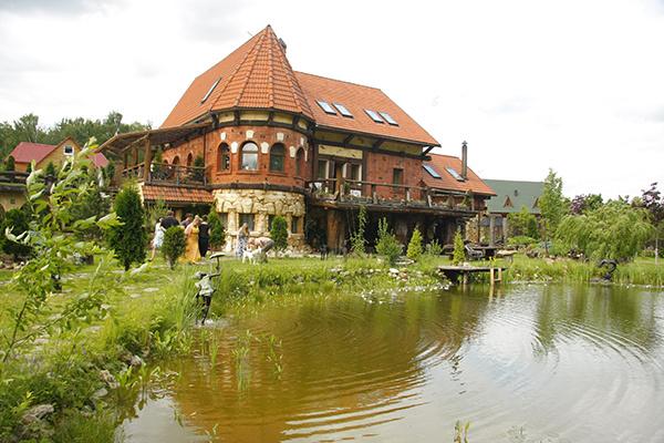 Дом Вики Цыгановой