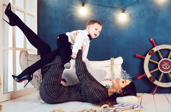 Оксана надеется, что встретит мужчину, который станет ее сыну настоящим отцом