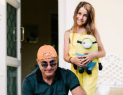 Михаил Турецкий отметил 10-летие дочери