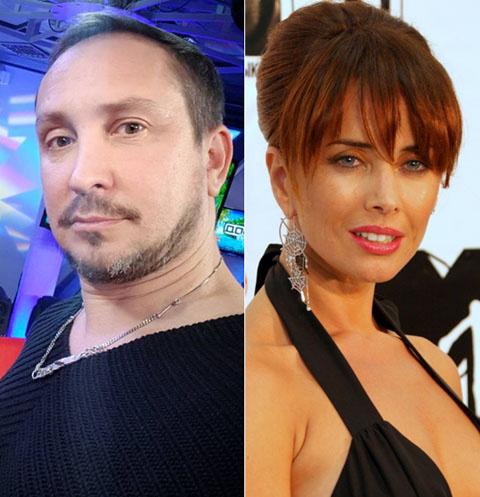 Данко и Жанна Фриске
