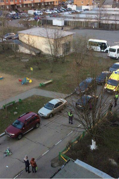 Трагедия произошла во дворе дома, где жил мальчик