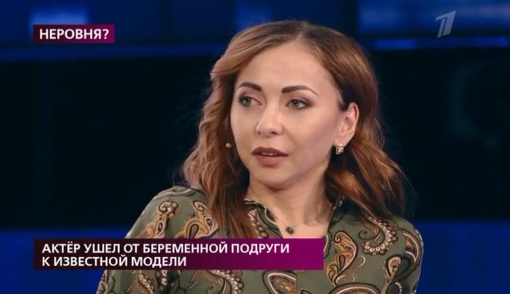Ольга уверяет, что с актером ее связывали романтические чувства