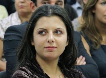 Маргарита Симоньян: «В меня стреляли, пуля застряла в щеке»