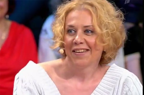 Клавишница Оксана Шидловская родила музыканту сына Романа