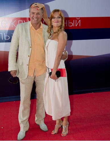 Андрей Соколов и Олеся Судзиловская