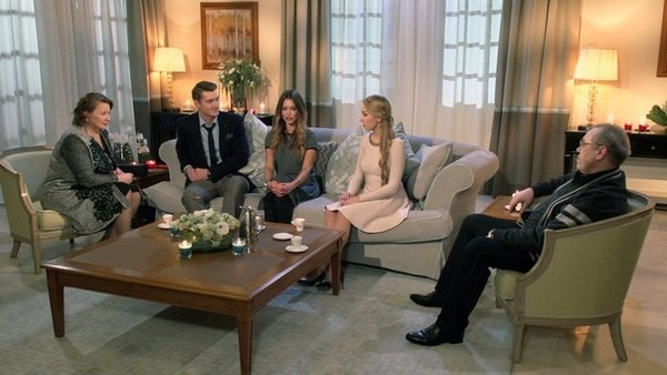 Наталья в гостях у родителей Воробьева