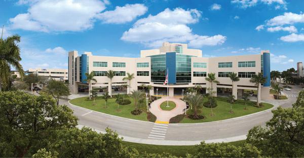 Второй ребенок  звездной четы появится   на свет там же, где   и первый – в Memorial   Regional Hospital   в Майами