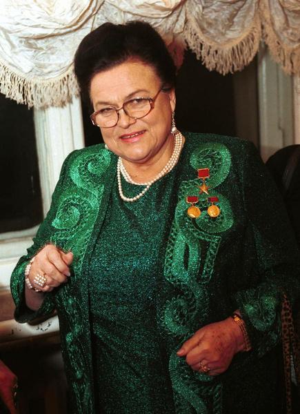 Людмила Зыкина и Людмила Хитяева были подругами