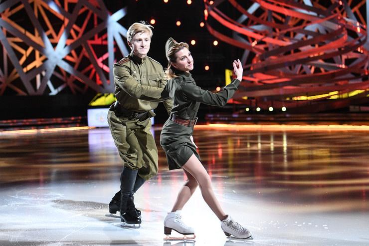 Чепурченко и Хохлова заняли второе место