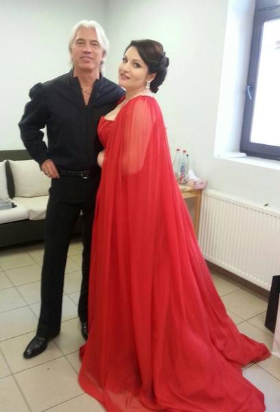 Дмитрий и Хибла часто выступали вместе