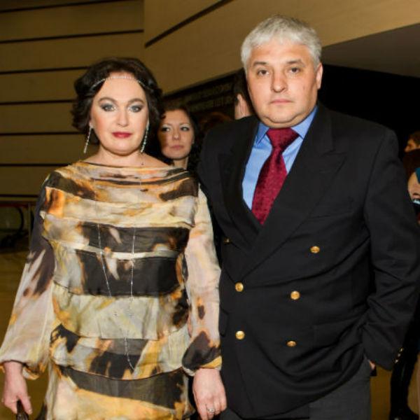 Лариса Гузеева и Игорь Бухаров