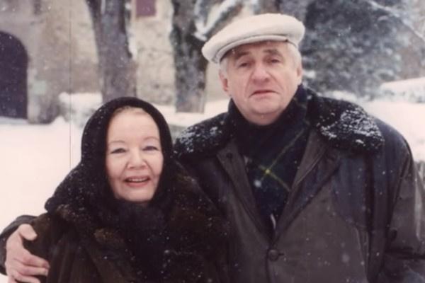 Нина Лапшинова и Марк Захаров прожили вместе 58 лет