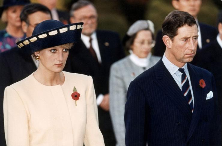 В 1992-м супруги разъехались и появлялись вместе только на официальных мероприятиях