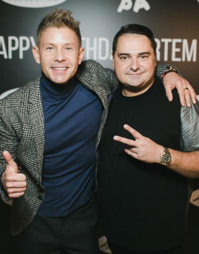 Митя Фомин и Артем Сорокин