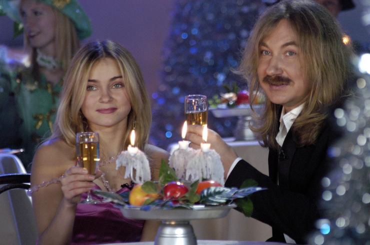 Игорь Николаев и его дочь Юлия