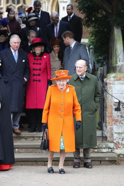 Елизавета II с тяжелым сердцем отпустила внука