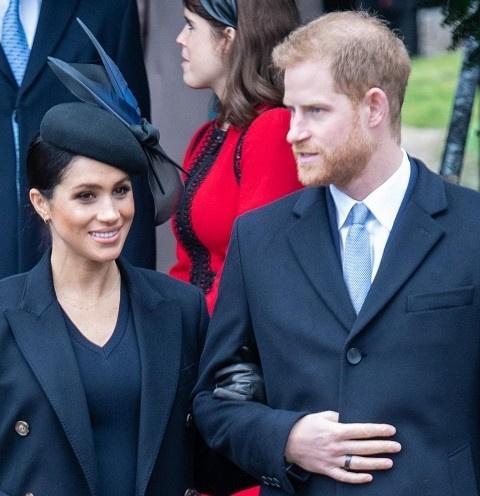 Принц Гарри и Меган Маркл скоро станут родителями
