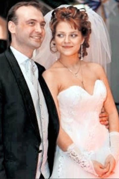 Супруга Вероника была младше актера на 15 лет