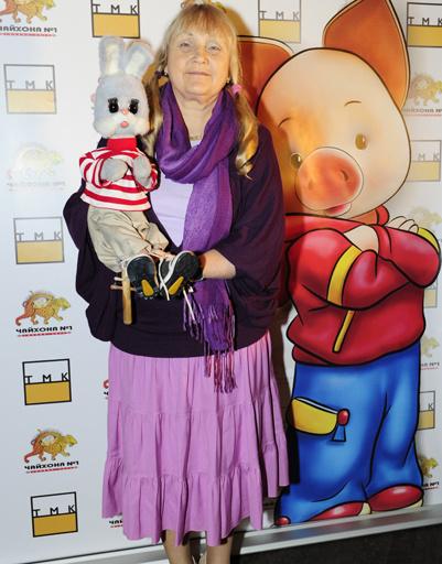 Наталья Голубенцева, «голос» Степашки