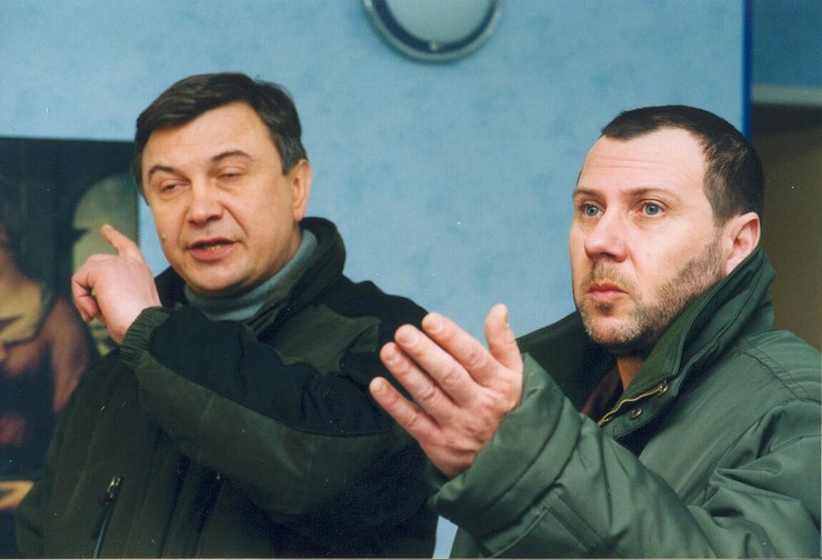 Евгений Ганелин