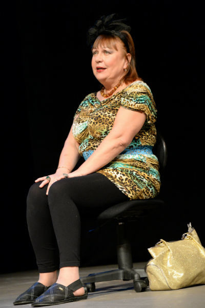 Татьяна Кравченко играет в театре «Ленком»
