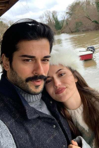 Бурак и Фахрие считаются самой красивой парой Турции