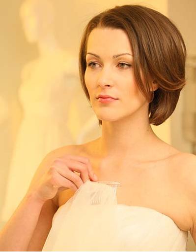 Анна Антонова сыграла невесту друга главного героя